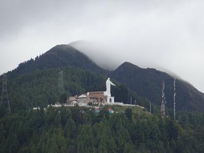 023_Bogota  Cerro de Monserrate