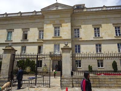 076_Bogota  Palacio de Narino  Residence of the President of the Republic  1908