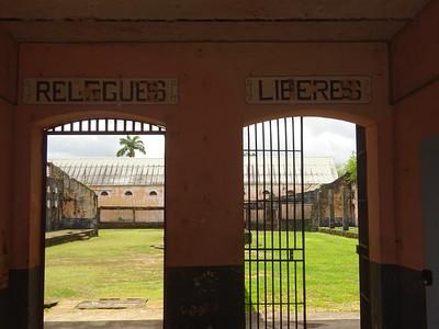 027_St  Laurent-du-Maroni  Le Camp de la Transportation  Les relégués et les Libérés (employes par agriculteurs Creoles)