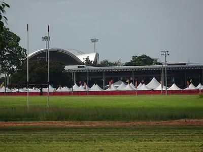 023_Port of Spain  Queen's Park Savannah  Big Open Area