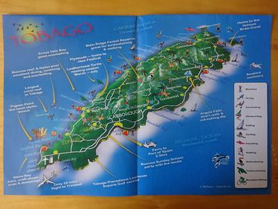 004_Tobago  Map