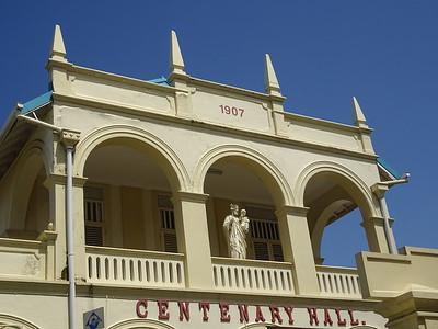 020_Port of Spain  Centenary Hall  1907