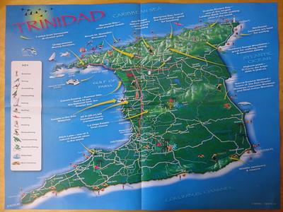 003_Trinidad  Map