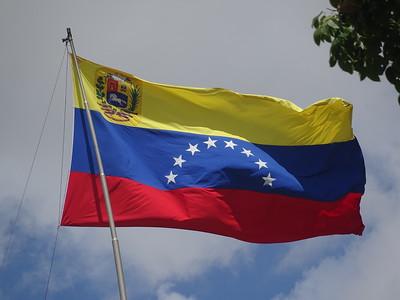 003_Venezuela Flag