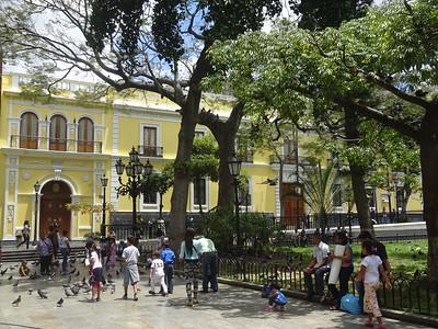 024_Caracas  West side  Plaza Bolivar