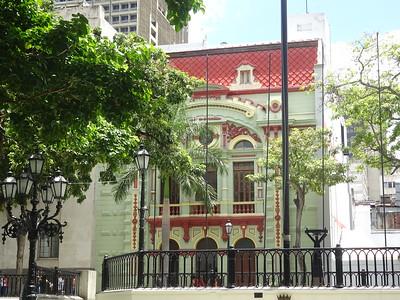 025_Caracas  West side  Plaza Bolivar