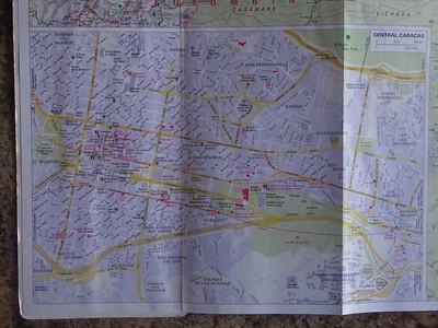 005_Caracas  Map