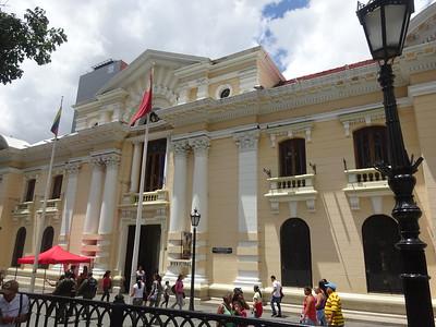 015_Caracas  West side  Museo Municipal de Caracas  Former City Hall  1696