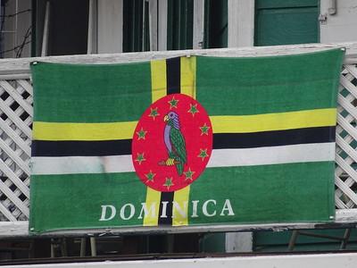 006_Dominica  Flag