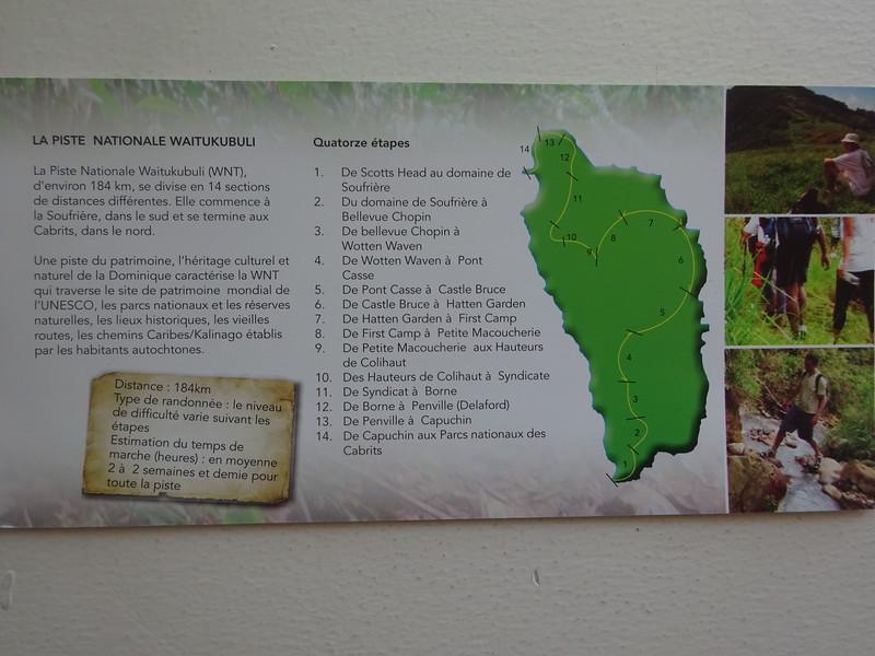 007_Dominica  The Waitukubuli National Trail  184 km  14 segments