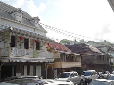 016_Roseau  Creole architecture