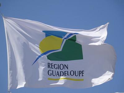 004_Guadeloupe  Drapeau