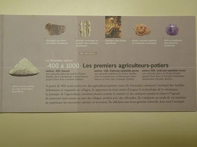 004_Les Antilles  Découvertes Archéologiques