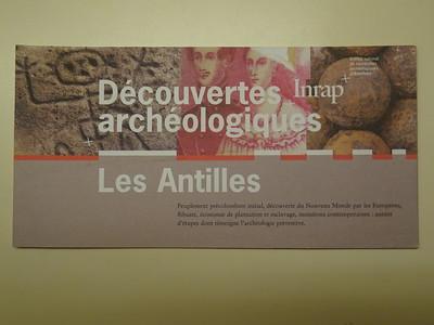002_Les Antilles  Découvertes Archéologiques