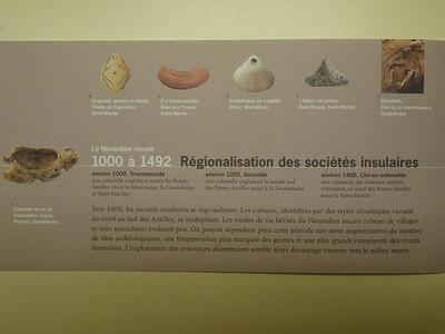 005_Les Antilles  Découvertes Archéologiques