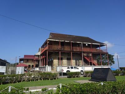 023_Castries  University Building