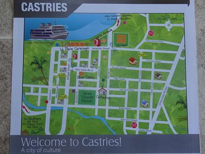 018_Castries  Map