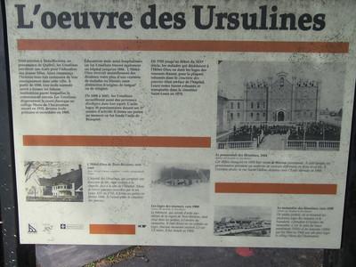 008_Trois-Rivières  Le Monastère des Ursulines