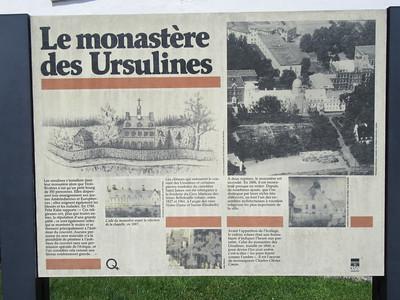 003_Trois-Rivières  Le Monastère des Ursulines  1697