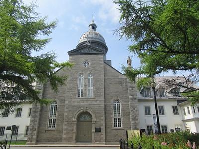 004_Trois-Rivières  Le Monastère des Ursulines  1697