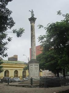 024_Asuncion  Plaza Independencia  Fundacion de la Asuncion, 1537