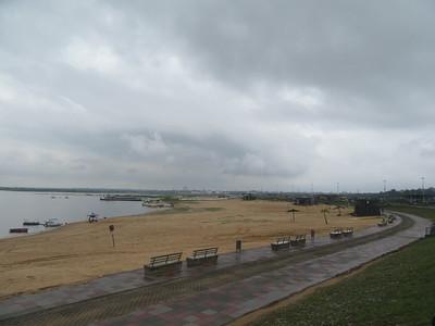 069_Asuncion  Avenida Costanera  Playa Mirador