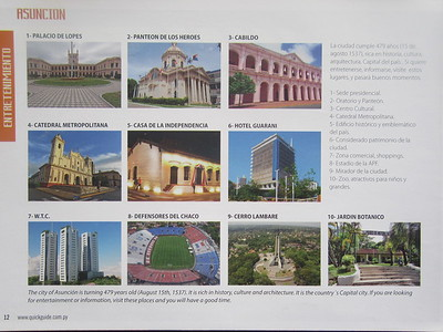 015_Asuncion  Information  Founded in 1537