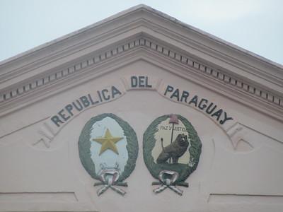 029_Asuncion  Plaza Independencia  El Cabildo  Congreso De La Republica