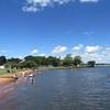 140_San Bernardino  Lake Ypacarai  13km long by 5 km wide
