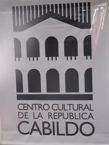 030_Asuncion  Plaza Independencia  El Cabildo  Centro Cultural de la Republica