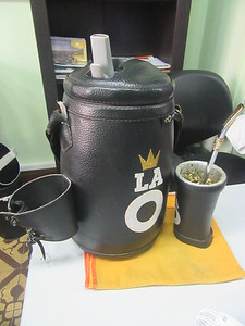 011_Tradicion Paraguaya  El Terere  Made with fresh herbs like mint and infused with yerba mate