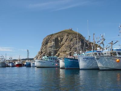 015_Île de Cap-aux-Meules  Marina et Poste d'Observation