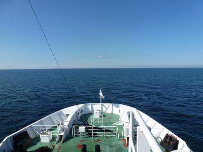 005_En Route vers les Îles de-la-Madeleine  Le Traversier