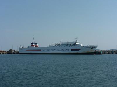 004_En Route vers les Îles de-la-Madeleine  Le Traversier