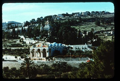 25_Jerusalem_L_Eglise_des_Nations_et_le_Mont_des_Oiliviers
