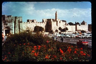 10_Jerusalem_La_porte_de_Jaffa_et_Citadel