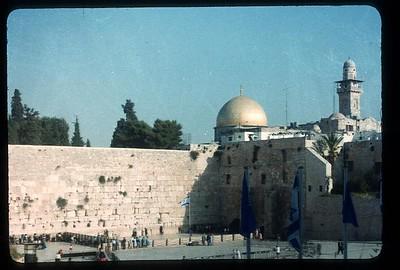 05_Jerusalem_Mur_des_Lamentations_et_Le_Dome_du_Roc
