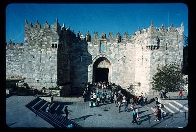 27_Jerusalem_La_Porte_de_Damas