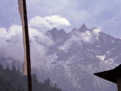 11_Trekking _to Everest_Base_Camp