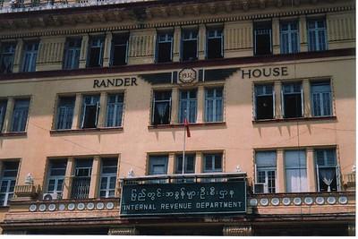 26_Yangon_Immeuble_Colonial_Francais
