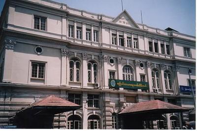 27_Yangon_Immeuble_Colonial_Francais