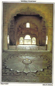 033_Old_Delhi_Red Fort_Marble_Fountain