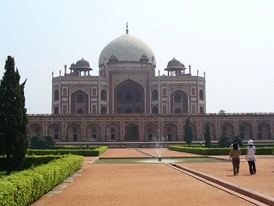 013_Delhi_Humayun_s_Tomb_Early_example_Moughal_architecture