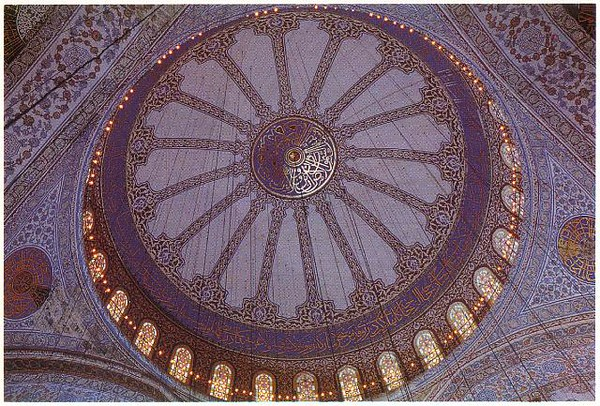 017_Istanbul_The_Blue_Mosque_Copola
