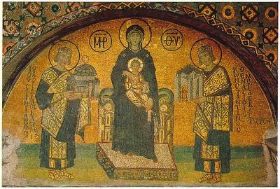 041_HSM_Mary_Jesus_Emperor Constantine_Justinian