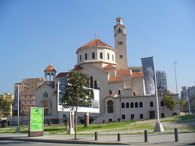 015_Beyrouth_Une_Cathedrale_Chretienne