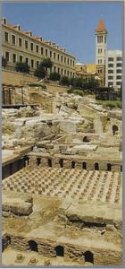 011_Beyrouth_Place_de_l_Etoile_Vestiges_Romains