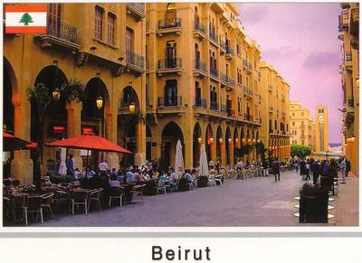 013_Beyrouth_Rue_Maarad_La_Nuit