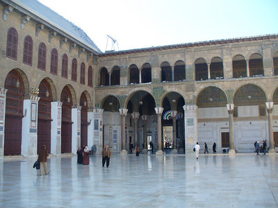 043_Damascus_Omayyad_Mosque_The_Main_Entrance