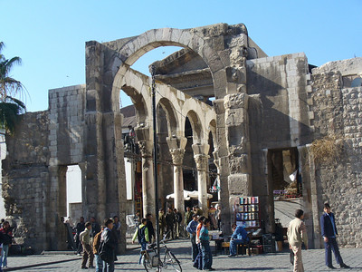 033_Damascus_Roman_Gate